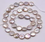11-12mm multicolor coin pearl wholesale online