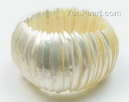 Spiral Sea Shell Bracelet Wholesale Pearl Jewelry Wholesale