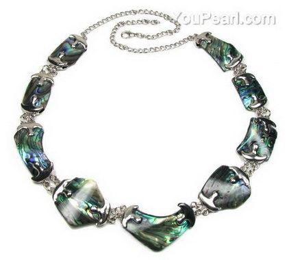 Abalone paua free form shell bead necklace wholesale ...425 x 380 jpeg 22 КБ